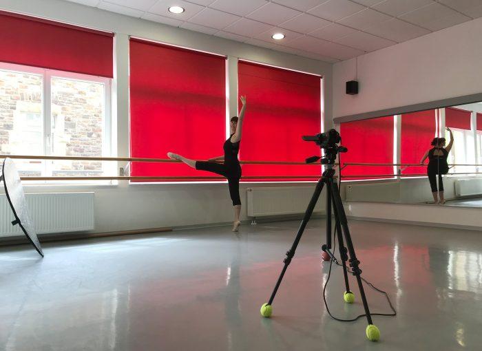 Ballettschule Video